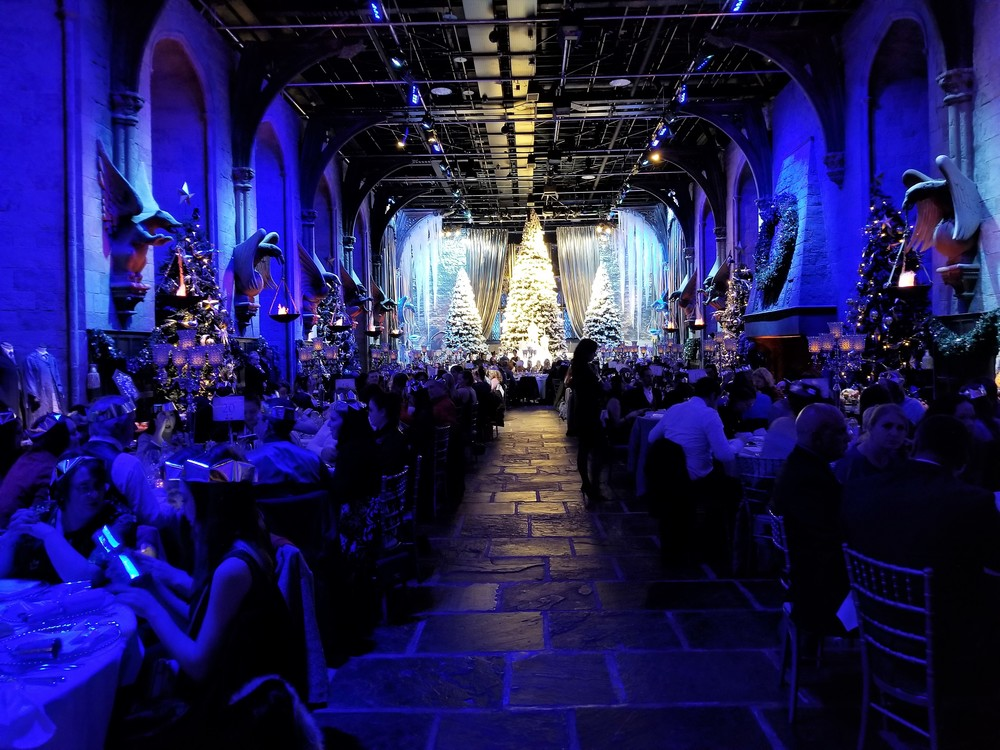 Christmas Dinner In The Great Hall 2020 DINNER IN THE GREAT HALL AT HOGWARTS   Luxury Travel Adventures